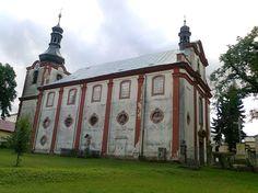 Kostel sv. Jana Křtitele - Kamenický Šenov - Česko
