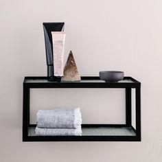 Shop Designstuff for a range of Scandinavian home decor including this beautiful Haze Shelf by ferm LIVING.