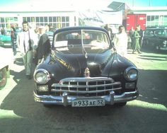 ГАЗ - 12 Зим