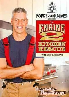 Former firefighter, native Texan, and nutrition author Rip Esselstyn goes into…
