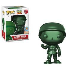 Funko Army Man (Box Lunch Exclusive): Disney Pixar Toy Story x POP! Funko Pop Toy Story, Lego Toy Story, Otaku, Green Army Men, Toy Story Movie, Funk Pop, Harry Potter, Figurine Pop, Pop Toys