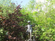 Peter Pan in Kensington Garden (London)