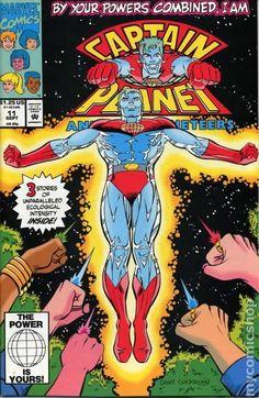 Captain Planet (1991) 11