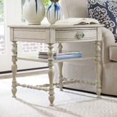 Found it at Wayfair - Harbour Pointe Turned Leg End Table