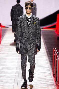 Dior Homme, Look #47