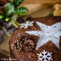 Vánoční čokoládový koláč Desserts, Food, Tailgate Desserts, Deserts, Essen, Dessert, Yemek, Food Deserts, Meals