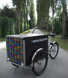 Christiania Cykel by The Coffee Collective, via Flickr