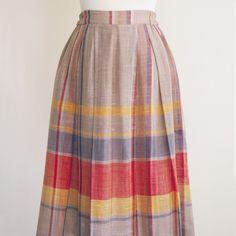 Picnic Rose Skirt from Lady Greensleeves (ladygreensleeves.storenvy.com)