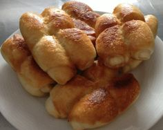 Flores de Mantou Frito o Pan Chino para #Mycook http://www.mycook.es/receta/flores-de-mantou-frito-o-pan-chino/