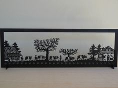 Papercutting, Decoration, Stencils, Stamp, Traditional, Embroidery, Etsy, Home Decor, Wallpaper
