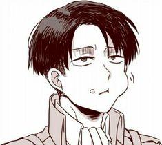 Levi ackerman shingeki no kyojin attack on titan Levi Ackerman, Levi X Eren, 5 Anime, Fanarts Anime, Attack On Titan Funny, Attack On Titan Anime, Ereri, Levihan, The Ancient Magus