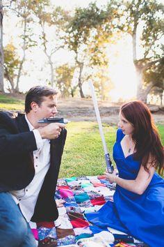 Casamento Nerd: Amy Ratcliffe e Thom Zahler | Nerd Da Hora