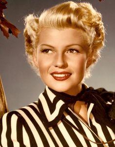 Rita Hayworth. ♥