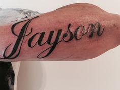 Tattoo Names and Lyrics