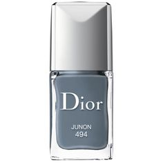 Christian Dior Vernis Couture Color Nail Lacquer 494 Junon found on Polyvore featuring beauty products, nail care, nail polish, gel nail color, christian dior, christian dior nail polish and gel nail polish