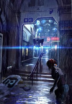 Cyberpunk Atmosphere, remember me game Cyberpunk City, Ville Cyberpunk, Cyberpunk Kunst, Futuristic City, Cyberpunk Tattoo, Cyberpunk Fashion, Science Fiction Kunst, Space Opera, Sci Fi City