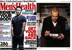 Scotch & Soda featured in Men's Health UK | December 2014