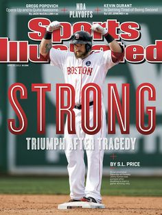 This Week's Regional Cover:    Boston Strong