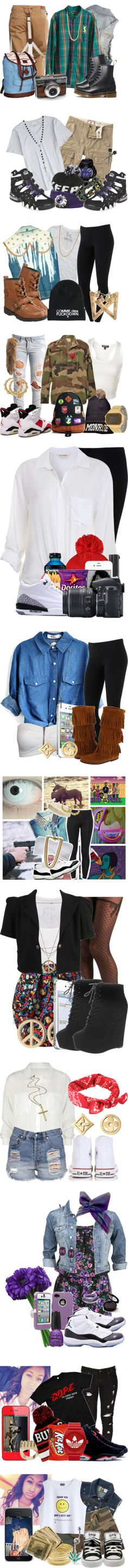"""""""Beauty pt.2"""" by langston ❤ liked on Polyvore"""
