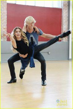 Riker and Allison