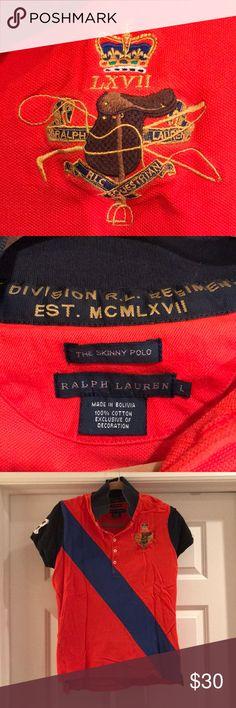Ralph Lauren polo Good condition Ralph Lauren polo Ralph Lauren Tops