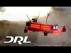Drone Racing Prides Itself On Being the Ultimate Spectator Sport - http://www.psfk.com/2016/02/drone-racing-league-replicates-star-wars-style-pod-racing.html