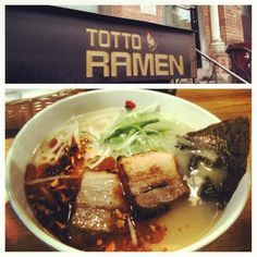 "Evan Wexler makes his pin via Twitter: ""How is Totto Ramen not on there yet? It's the platonic form of Ramen. This is a great idea, btw."""