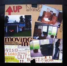 Moving In - Scrapbook.com