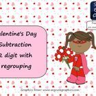 This Smart Board lesson lets your students practice subtraction with regrouping. There is a game board that links to 10 slides of practice. Student...
