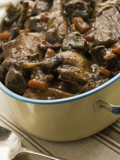 Classic Lapin Au Vin - A Rustic Stew Recipe