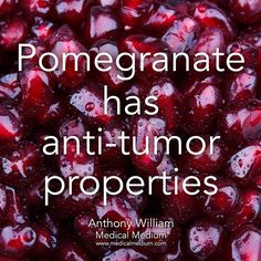 Pomegranate has anti-tumor properties🌟 Learn more about the healing powers of. Health Facts, Health And Nutrition, Health And Wellness, Health Tips, Natural Health Remedies, Herbal Remedies, Holistic Remedies, Natural Medicine, Herbal Medicine