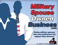 New affiliate created called: Military Spouse Owned Business. Giving military spouses who own businesses the support they deserve!