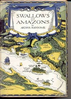 """Better drowned than duffers, if not duffers won't drown.""   ― Arthur Ransome, Swallows and Amazons"