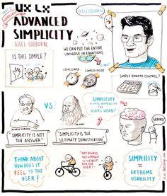 Giles Colborne - Advanced Simplicity (Workshop) - Part I