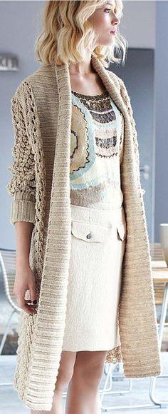 fbd6ff2eb81714 36 Best Knit coat I like images