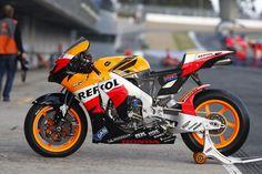 Moto GP Honda Repsol - la de Dr. House jajaja
