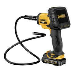 DCT411S1 12V MAX* 9mm Inspection Camera with Wireless Screen Kit | DEWALT Tools