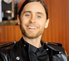 Jared Leto. Adorable:)