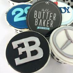 Bugatti cupcake Racing Cake, Making 10, Bugatti, Celebrations, Birthday Parties, Cupcakes, Party Ideas, Events, Cookies