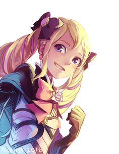 Elise/エリーゼ! (psst happy Valentines Day!) More of my FE: fates fanart can be found here!
