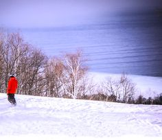 Stay up to date on the latest conditions at the Porcupine Mountains Ski Area (open Friday-Monday through snow season)