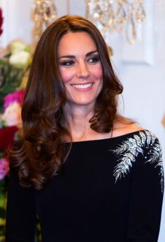 Will and Kate Bring a Little Bit of the Queen to New Zealand: The Duke and Duchess of Cambridge continued with their royal duties in New Zealand on Thursday when they unveiled a new portrait of William's grandmother Queen Elizabeth II at Government House in Wellington at their first State Dinner of their tour.