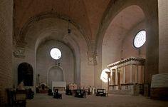 La Iglesia de San Sebastián. Mantua interior - Buscar con Google