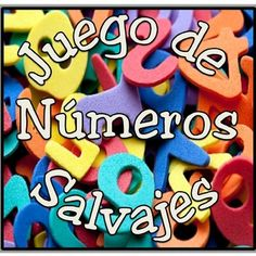 """Are your students bored with traditional Bingo games? Get your """"jungle"""" on! Numbers Wild Bingo / Números Salvajes is a fast-paced speaking game that goes beyond a traditional Bingo game and uses simple math equations. Third graders will love to play it as well as your"""