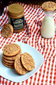 Cookie Butter Cookies @Gabriela Patterson