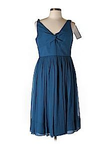 New With Tags Size 12 J. Crew Silk Dress for Women