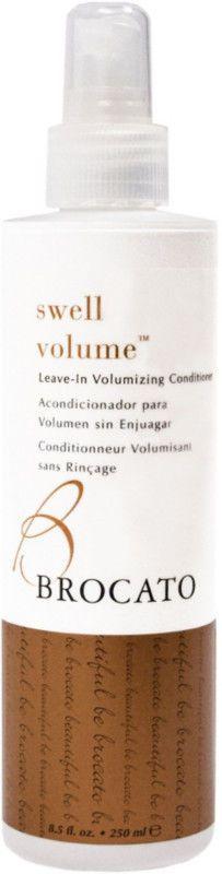 BROCATO swell volume leave-in conditioner  #Brocato