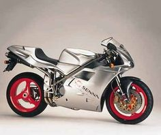 I'm in love, that's all Ducatti - Senna edition omg what a beauty!