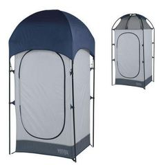 Serious c&ers and even amateurs will love the Wenzel Shower Tent. The Multi-purpose Wenzel Shower Tent can be used as shower tent latrine or changing [.  sc 1 st  Pinterest & Camping Shower Tents Go look at these brilliant conversion tents ...