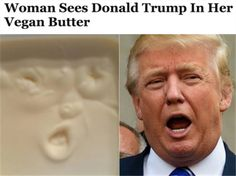Donald Trump Pastry Will Gross You Out . Just Like Donald Trump Funny Meme Pictures, Funny Posts, Funny Images, Funny Quotes, Silly Memes, Random Pictures, Donald Trump Pictures, Weird News, Humor